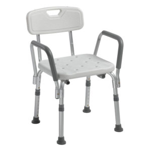 drive-shower-chair-with-back-and-removable-padded-arms