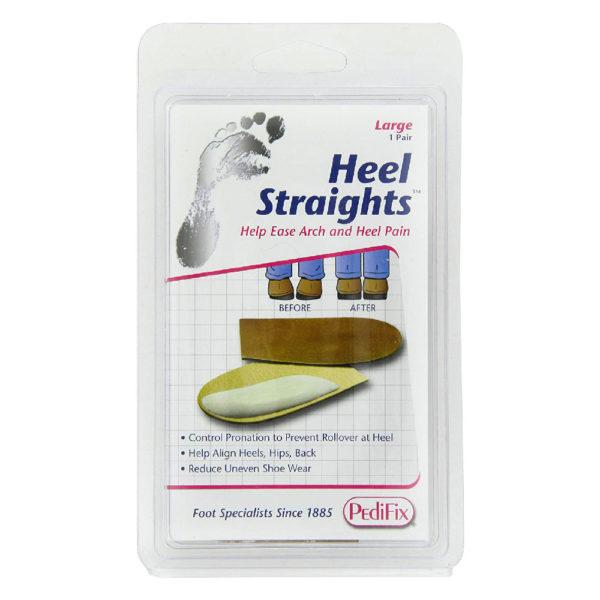 heel-straights